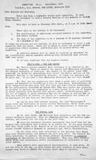 Campcites: No. 1, September 1972