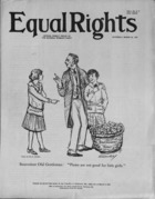 Equal Rights, Vol. 01, no. 06, March  24, 1923