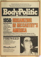 The Body Politic no. 48, November 1978