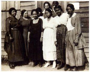 Alabama Federation Holds Executive Board Meeting at Tuskegee