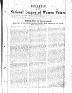Bulletin, vol. 2 no. 1, May 1928