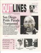 OUTLINES The Weekly Voice of the Gay, Lesbian, Bi & Trans Community, July 28, 1999, Serving the Community Since 1987