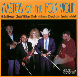 Masters of the Folk Violin