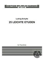 25 Leichte Etuden, Op.160