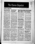 Cheese Reporter, Vol. 89, No. 33, Friday, April 8, 1966