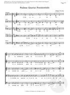 Psalmus Quartus Poenitentialis - Miserere mei, Deus
