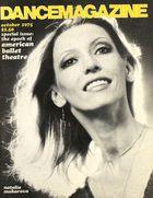 Dance Magazine, Vol. 49, no. 10, October, 1975