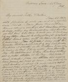 Letter from George Leslie to William and Jane Leslie, June 24, 1841