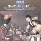 Alessandro Scarlatti: Sinfonie da concerto grosso e Sinfonie per flauto