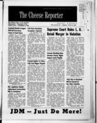 Cheese Reporter, Vol. 89, No. 42, Friday, June 10, 1966