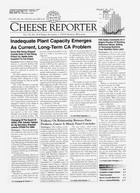 Cheese Reporter, Vol. 132, No. 18, Friday, November 2, 2007