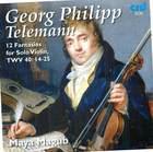 12 Fantasias for Solo Violin, TWV 40: 14-25