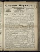 Cheese Reporter, Vol. 54, no. 41, Saturday, June 21, 1930