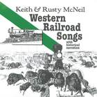 Western Railroad Songs, With Historical Narration, Disc 2
