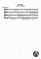 Anthem: Comfort Ye, My People