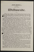 Brochures, 1914