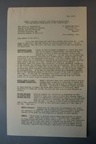 Letter from Winifred LeSueur to Members of Open Door International, February 21, 1936