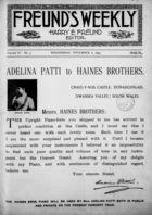 Freund's Musical Weekly, Vol. 4, no. 5, November 08, 1893