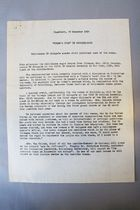 Women's Work in Amerika Haus, (Tageblatt), 10 December 1951: English Translation and German Clipping