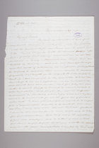 Letter from Sarah Pugh to Richard D. and Hannah Webb, January 27, 1848