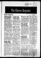 Cheese Reporter, Vol. 83, no. 32, Friday, March  18, 1960
