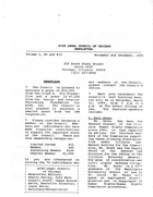 AIDS Legal Council of Chicago Newsletter Volume 1, #9 and #10 November and December, 1988