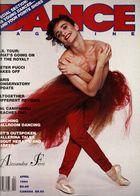 Dance Magazine, Vol. 68, no. 4, April, 1994