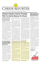 Cheese Reporter, Vol. 138, No. 51, Friday, June 13, 2014
