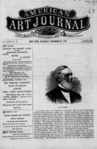 American Art Journal, Vol. 26, no. 13, December 30, 1876