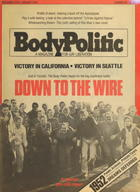 The Body Politic no. 49, December/January 1978/1979