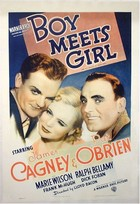 Boy Meets Girl (1938): Shooting script
