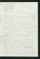 Letter from Robert and Rex Anderson to Edith Thompson, December 2, 1890