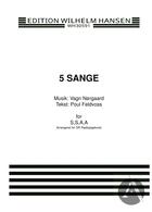 5 Sange