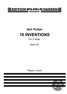 10 Inventions, Op. 55