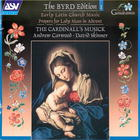 The Byrd Edition, Vol. 1: Propers for Lady Mass in Advent