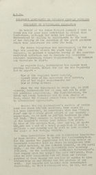 Emergency Conference on European Cereals Supplies - Statement by Switzerland Delegation, [April 1946]