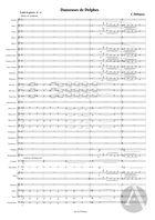 Danseuses de Delphes' from Préludes Book 1, arranged for Symphonic Band, L. 117
