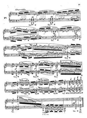 Prelude no.18