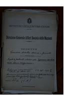 Progetto di protocollo relative alla 'Repressione della tratta delle donne maggiorenni.' Conferenza internazionale Ginevra, 9-11 ottobre 1933. Convenzione internazionale relativa alla tratta delle donne maggiorenni negli stati non membri della S.D.N. Ginevra 11 ottobre 1933.