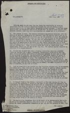 Letter from P. Rogers to L. Farrer-Brown, re: Funding for West Indian Housing Association, July 10, 1959