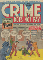Crime Does Not Pay, Vol. 1 no. 68