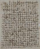 Letter from Kate MacArthur Leslie to Mary Anne Leslie Davidson, February 14, 1839