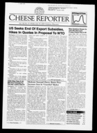 Cheese Reporter, Vol. 124, No. 51, Friday, June 30, 2000
