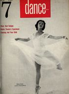 Dance Magazine, Vol. 31, no. 7, July, 1957