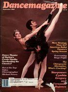 Dance Magazine, Vol. 58, no. 9, September, 1984