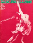 Dance Magazine, Vol. 46, no. 12, December, 1972