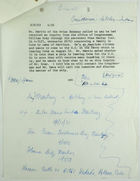 Notes re: Martinez Family of Cuba Wishes to Relocate to U.S., August 8, 1963