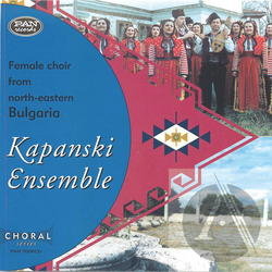 Album art for Kapanski Ensemble