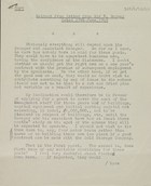 Extract from Letter from Sir H. [Henry] Gurney, June 27, 1949