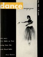 Dance Magazine, Vol. 26, no. 7, July, 1952